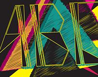 Angle Rad Font