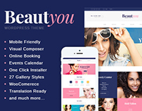 Beauty, Hair & Spa Salon Theme