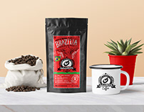 Switchmorn Coffee - Package & Identity Design