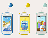 SoftBank Kidsphone 2