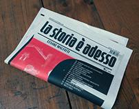 LaStoriaèAdesso, Cesare Malfatti CD
