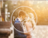 Bartlett Pair Photography Custom-made Logo Design