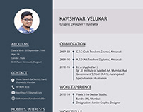 CV, Resume Design