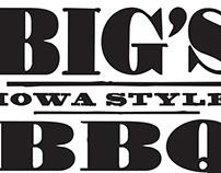 Big's BBQ Logo