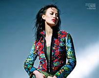 Fashion Editorial - Wylde Magazine