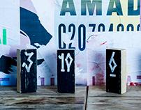 Sampa: Coffeeshop branding