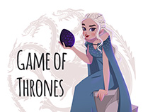 Characters of the Game of Thrones