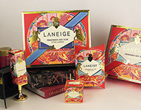 LANEIGE - Chinese New Year Package design