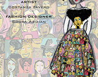 ILLUSTRATIONS AND PATTERN for CAPSULE COLLECTION