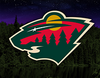 Minnesota Wild Identity