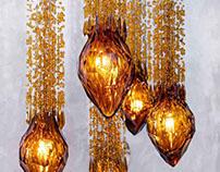 Flash, Giant Jewellery collection, Sans Souci lighting