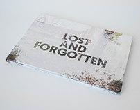 Lost and Forgotten - Book Design
