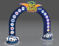 BIG BANG Entrance Arch