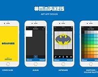 Pepsi Mini Can - Mobile App Design