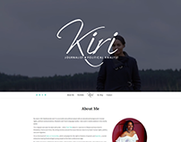Kiri - Website Design