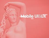 Mobile UI&UX Design