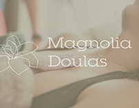 Magnolia Doulas Visual Identity & Web Design
