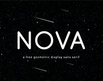 Nova - Free Typeface