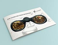Brochure Design - U&I Interiors