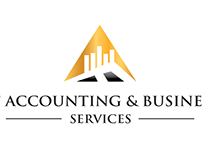 Accounts Company logo Concept Simple & Minimalist