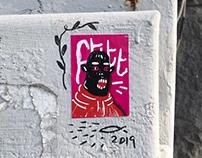Illustration & Stickers | Behh mutants