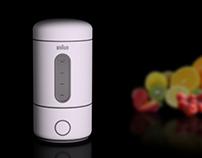 Braun Prize competition 2012 design concept - Elixir bl