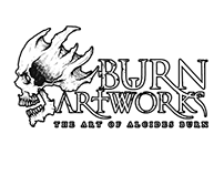 Trabalhos pro design: Alcides Burn