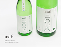 asif / Make Sake Project