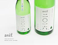 asif / Make Sake Project