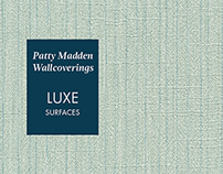 Brochure for Patty Madden Wall Coverings