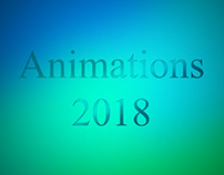 Animations 2018