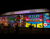 Miami Projection Wall 2019