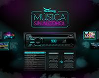 Radio Monte Carlo - Música sin alcohol