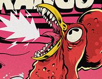 Pôster - Frango Fino na Loja Monstra