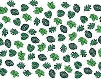 Devonshire Leaves