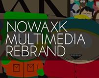 #2 Nowaxk Multimedia Rebrand