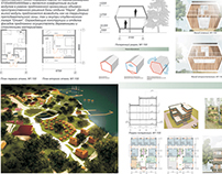 Degree project: redevelopment of the recreation camp