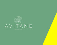 Avitane branding