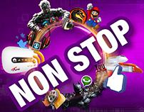 Non-Stop Internet