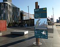 Auckland City Wayfinding