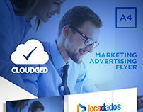 Locadados - A4 Advertising Flyer