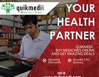 Quikmedi - Best deals on Medicine