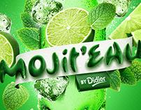Mojit'eau by Didier