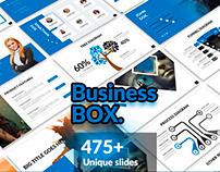 Business Box - Presentation template