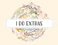 """""""I Do"""" Extras"""