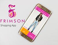 Frimson Fashion App