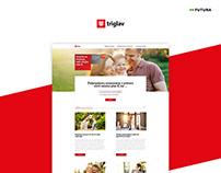 Življenjsko zavarovanje (concept) | Client: Triglav