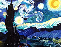 Van Gogh Master Studies