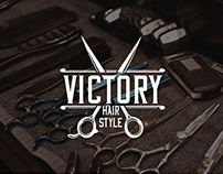 Barber Shop Brand Identity
