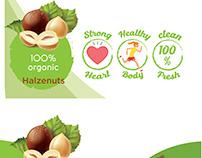Bao bì hạt The Nuts